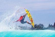 Surf / #surfing #waves #windsurfing
