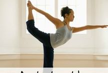 Yoga workouts / Yoga workouts for health and wellbeing