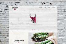 Designs for a restaurant / Designs for a restaurant