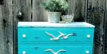 Coastal / Coastal home decor.