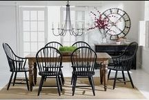 Dining Rooms / Dining room styles