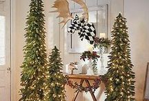 Christmas Trees and Room Decor / Christmas trees