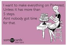 Pinterest...obsessed!