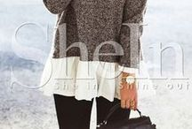 Basic Fashion Style / Easy classic style