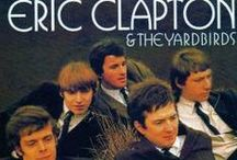 Eric Clapton &The Yardbirds