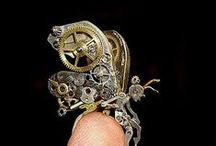 Steampunk / Steampunk art, diy