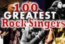 100 Greatest Rock Singers