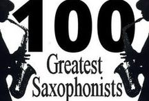 100 Greatest Saxophonists