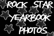 Rock Star Yearbook Photos