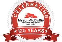 MasonMac History / This History of Mason-McDuffie Mortgage Corporation.