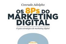 Livros Marketing Digital / Referências de leituras que podem ser directa ou indirectamente relacionadas com o marketing digital.