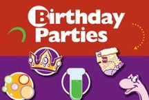 Birthday Parties  / Plan your next birthday parties with Exploration Place! We offer a variety of themes and packages.  Find more information at http://exploration.org/birthdays.html. / by Exploration Place
