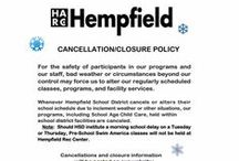 Get In Touch / Ways to Get in Touch with Hempfield Rec and ways we are in touch with the community!  Shout out!