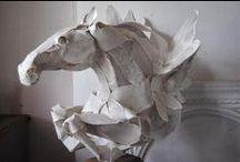 sculptures.