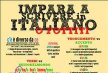 Lingua italiana #italiano #scrivere #grammatica