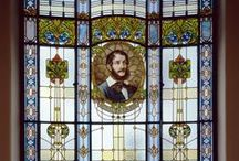 Üveg, mozaik, és csempe művészet