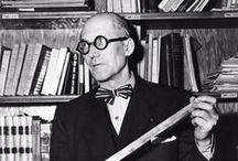 Le Corbusier  / Sarlotte Perriand, Pierre Guariche, Pierre Paulin