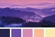 Color Me Gorgeous / Inspiration for decorating your home with a gorgeous mix of colors