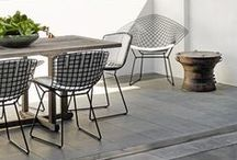 terrace & balcony | subtle minimal