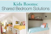 Kids' Rooms / Your inspiration for your child's room.
