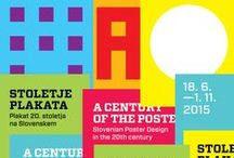 Century of the Poster / The exhibition is a retrospective of the poster's development as a mass medium of visual communication and a central assignment for the Slovenian graphic design in the 20th century. The exhibition presents more than 200 posters designed by more than 80 authors. The majority of exhibits comes from the MAO collection, while some are the property of Slovenian public libraries, museums, state archives and private collections. Curated by Cvetka Požar.
