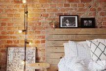 Rustic Interiors / Rustic Inspired Home Decor