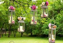Beautiful Backyard Lighting / Light up Your Backyard this Summer!