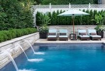 Swimming Pool Ideas / Looking to add some decorative upgrades to your pool or trying to build one from scratch in your new home? Here are some creative ideas that others have had that may inspire you!