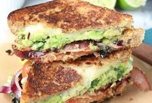 Creative Sandwich Recipes / Why does a sandwich have to be boring?