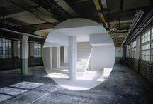 Installációk, architektúra