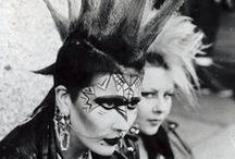 Punk / Punk, fashion, 80's