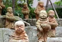 Japanese - chinese garden