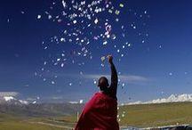Tibet, Bhutan,...