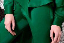Green / Elegancia, vida y personalidad