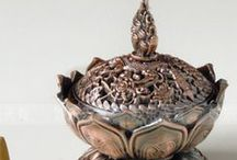 Incense burner, censer