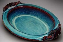 Clay pottery / by Janet Frate