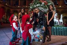 Events & Holidays / From White House decor to State Visits, take a look inside the White House during events and holidays. / by The White House