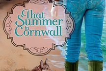 That Summer in Cornwall - by Ciji Ware / Descriptions and images illustrating Ciji Ware's contemporary fiction set in Cornwall, UK, gathered during research trips there.