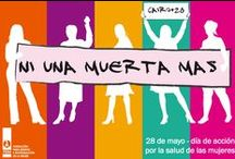 28 de Mayo - Día de Acción por la Salud de las Mujeres