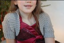 Matching Child and American Girl Doll Knits