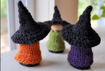 Halloween Knits / Great patterns for the Halloween season!