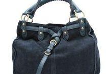 Blues & Browns Handbags