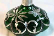 Vintage Perfume Bottles / by Georgina Arnold