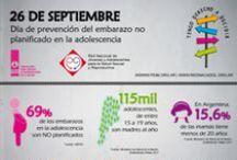 Embarazo adolescente no planificado / 26 de septiembre - Día de prevención del embarazo no planificado en la adolescencia.  #TengoDerechoaDecidir  Campaña 2013 - www.feim.org.ar / by FEIM Fundación para Estudio e Investigación de la Mujer