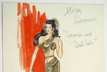 Edith Head costume design