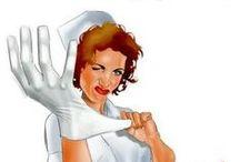 Be a Nurse / la prevencion de mantener tu salud optima de garantiza mejor calidad de vida / by Milagros Feliciano