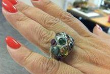 workshop zilveren sieraden  / Gemaakt in 1 dag door cursisten van ZoZilver