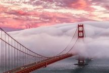 "San Francisco / ""I'm just mad for San Francisco. It is like London and Paris stacked on top of each other.""~Twiggy"