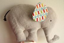 Stitched & stuffed - Art & toys