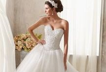 Rochii de mireasa printesa 2015 by Avangarde Brides / O gama larga de rochii de mireasa in stil printesa disponibile in salonul nostru www.avangardebrides.ro